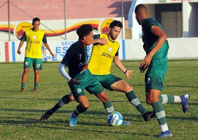 Nacional inicia treinos para sequência do paraibano nesta quarta (01)