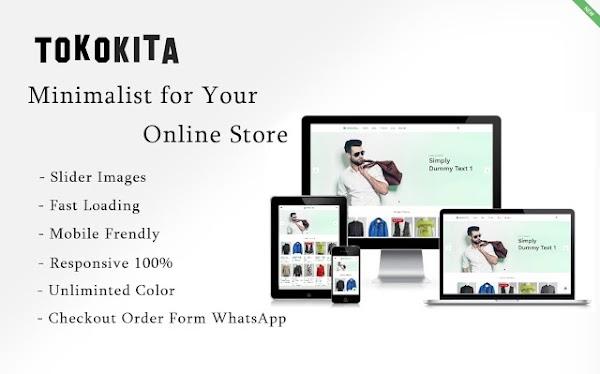 TokoKita_Minimalist_v.1.3.5 Responsive Blogger Template
