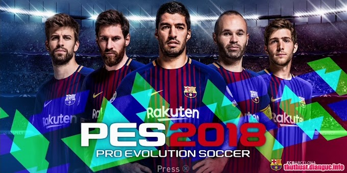 Download PES 2018 Full Cr@ck Fshare