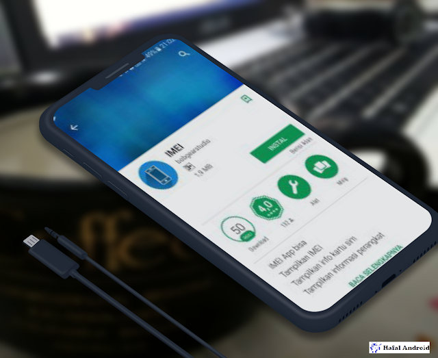 Cek IMEI HP Samsung Dengan Aplikasi