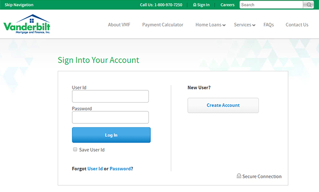 Vanderbilt Mortgage Login and the Ways to Access It