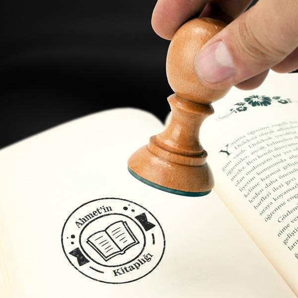 kitap okuma mühürü