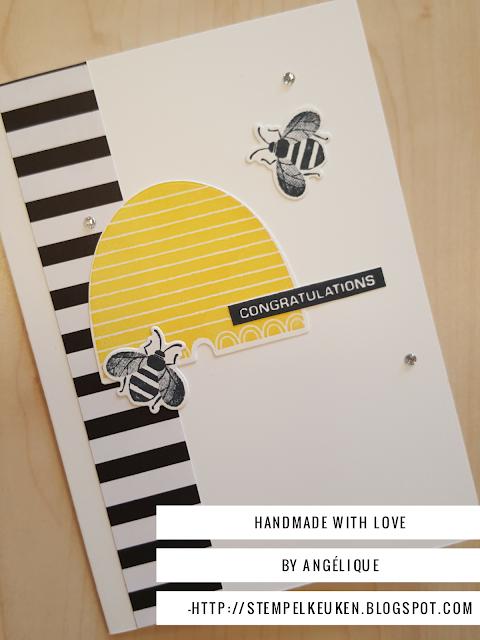 de Stempelkeuken Stampin'Up! producten koopt u bij de Stempelkeuken #stempelkeuken #stampinup #stampinupnl #stamping #bees #honeybee #lovenature #bijen #honingbij #imker #cardmaking #kaartenmaken #echtepostiszoveelleuker #stempelen #scrapbooking #postcrossing #snailmail #slakkenpost #diy #handgemaaktekaarten #handmadecards #workshop #denhaag #delft #rijswijk #leiden