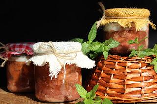 Conserva de carne de ternera