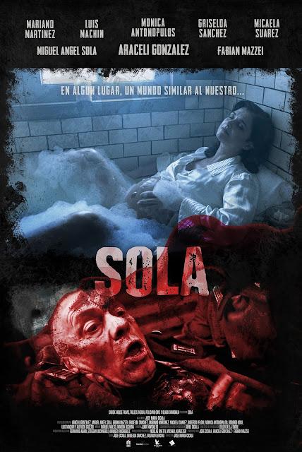 SOLA de José María Cicala - Pòster i tràiler revelat