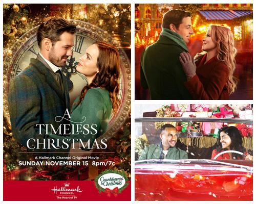 Collage ChristmasMovies Timeless Vienna Wheels