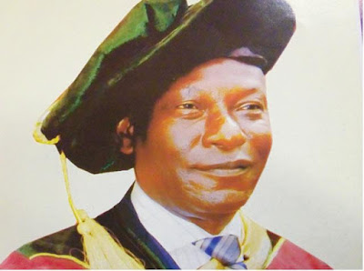 PhD Scandal: Embattled Osun Rector Arrested, Detained