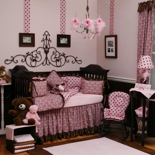 Decora o de quartos para beb menina cantinho da sonia for Cuartos decorados kawaii