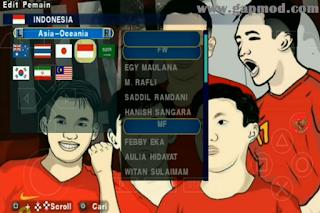 PES Jogress V4.1 2019 Mod AFC Asia Timnas