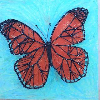 EileenAart string art series