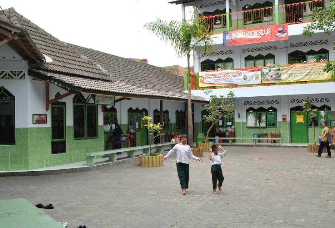 SDIT Lukman Al Hakim Yogyakarta
