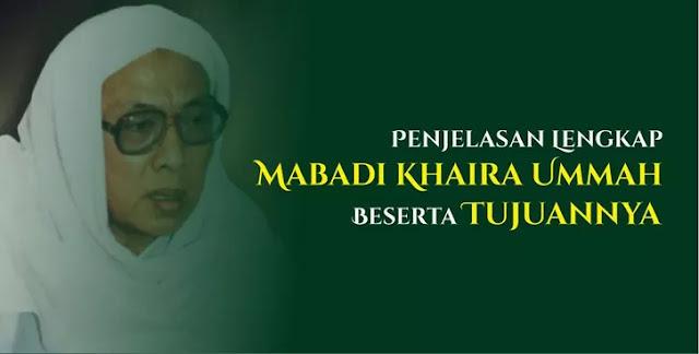 Pengertian Mabadi Khaira Ummah dan Tujuannya