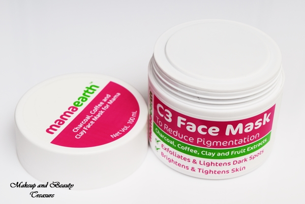 mama earth face mask review