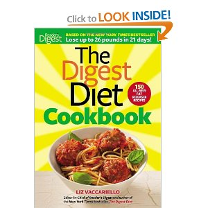 The Digest Diet Cookbook Review