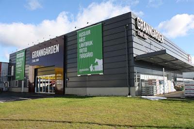 Bild på Granngårdsbutik, exteriör
