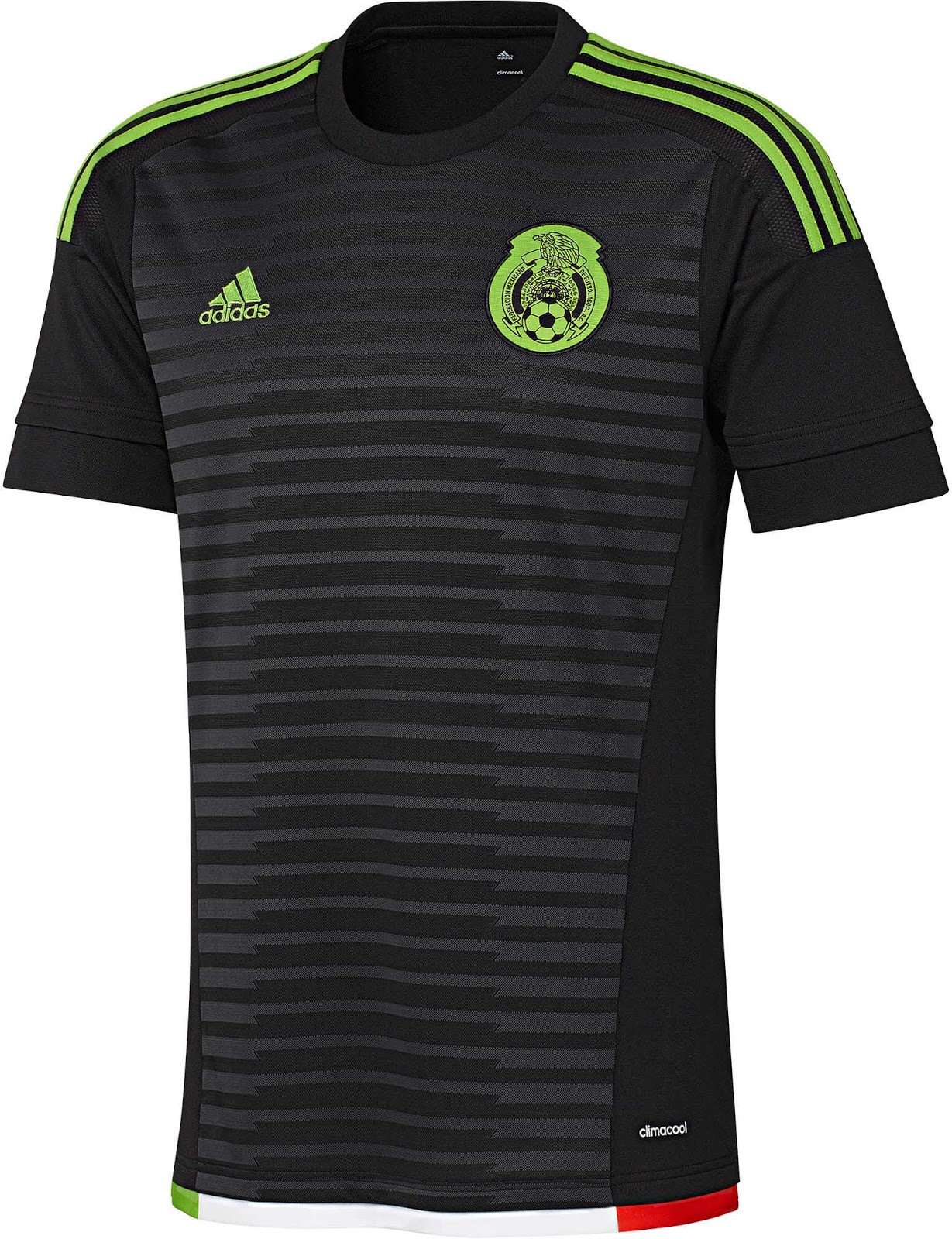 2015 Copa America Mexico Home Jersey 00d61c37ced6d