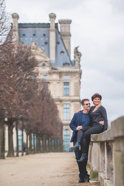 Blog Apaixonados por Viagens - Ensaio Fotográfico - Paris - França
