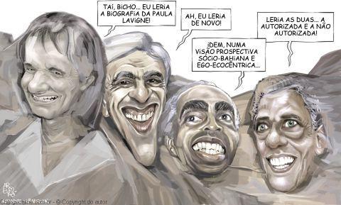 Resultado de imagem para artistas de braço dado na ditadura