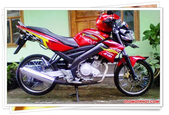 Gambar Modifikasi Vixion Moto GP