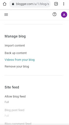 HOW TO DELETE A BLOG IN GOOGLE BLOGGER 2021
