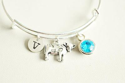 Cow Bracelet