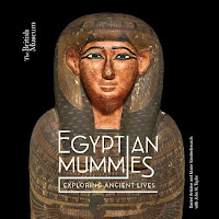 Egyptian Mummies Exhibit Poster