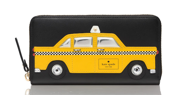 kate spade taxi lacey wallet new york city wallet on sale