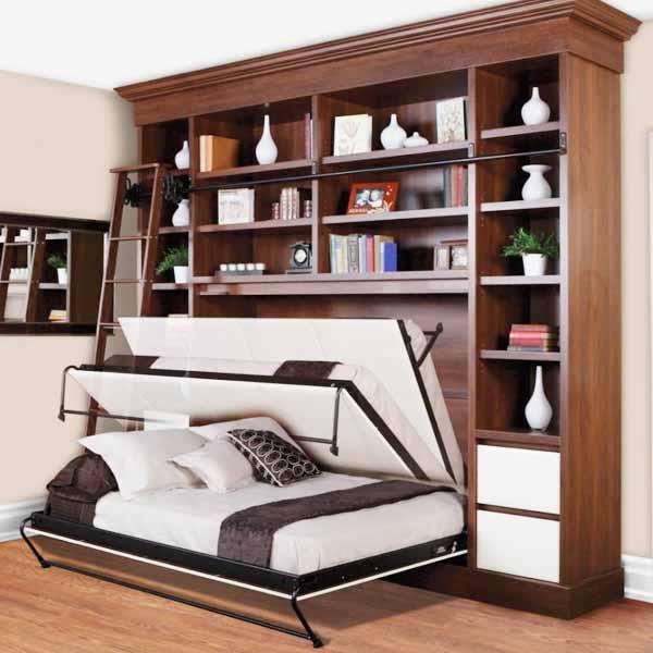 giường gấp đa năng