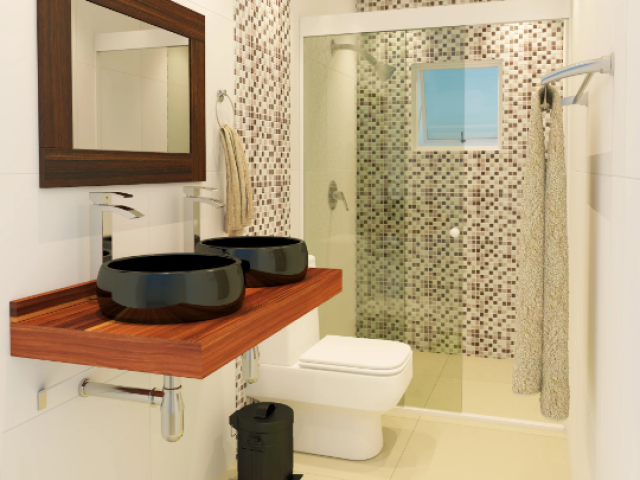 IMPORTANT ASPECTS TO DECORATE YOUR SMALL BATHROOM