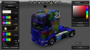 V8 Skin for Scania 4-Series