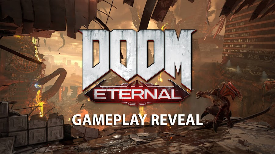 doom eternal gameplay video