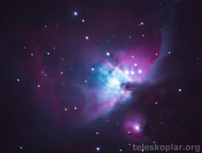 Celestron cpc 1100 nebula gözlemi