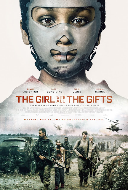 girl with all the gifts poster