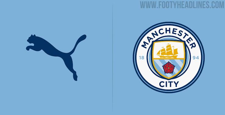 ba777deb9f37 Last Made by Nike? Manchester City 18-19 Home, Away & Third Kits ...