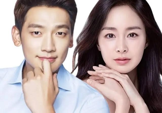 Kisah Kocak Kehidupan Rain dan Kim Tae Hee