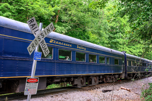 Tennessee Valley Railroad Hiwassee River Rail Adventure