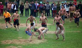 Vietnamese Rugby or Vat Cu 1