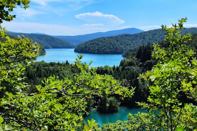 I laghi di Plitviche