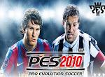تحميل لعبة بيس 2010 PES للكمبيوتر من ميديا فاير مجانا