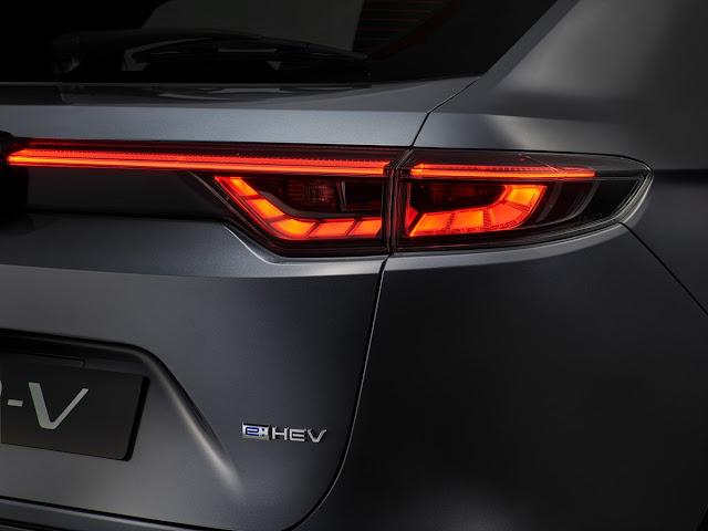 The new HR-V e:HEV