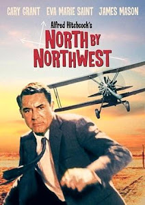 Poster Of Hollywood Film North by Northwest (1959) In 300MB Compressed Size PC Movie Free Download At worldfree4u.com