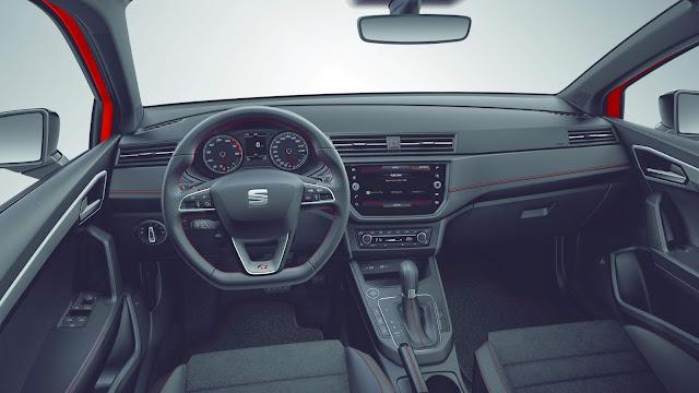 Seat Ibiza ganhar motor 1.5 TSI de 150 cv e DSG-7