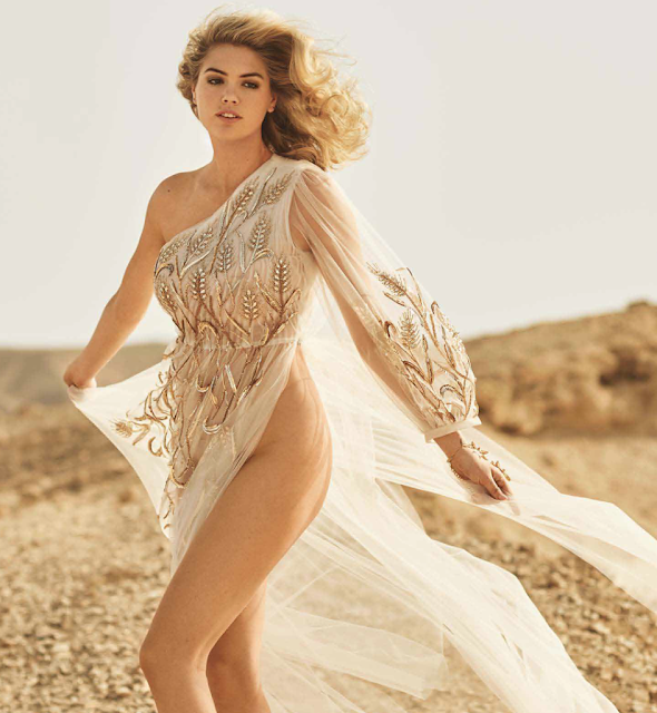 Hot  Kate Upton is the sexiest woman of 2018