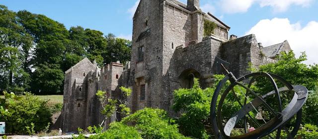 Compton Castle devon england