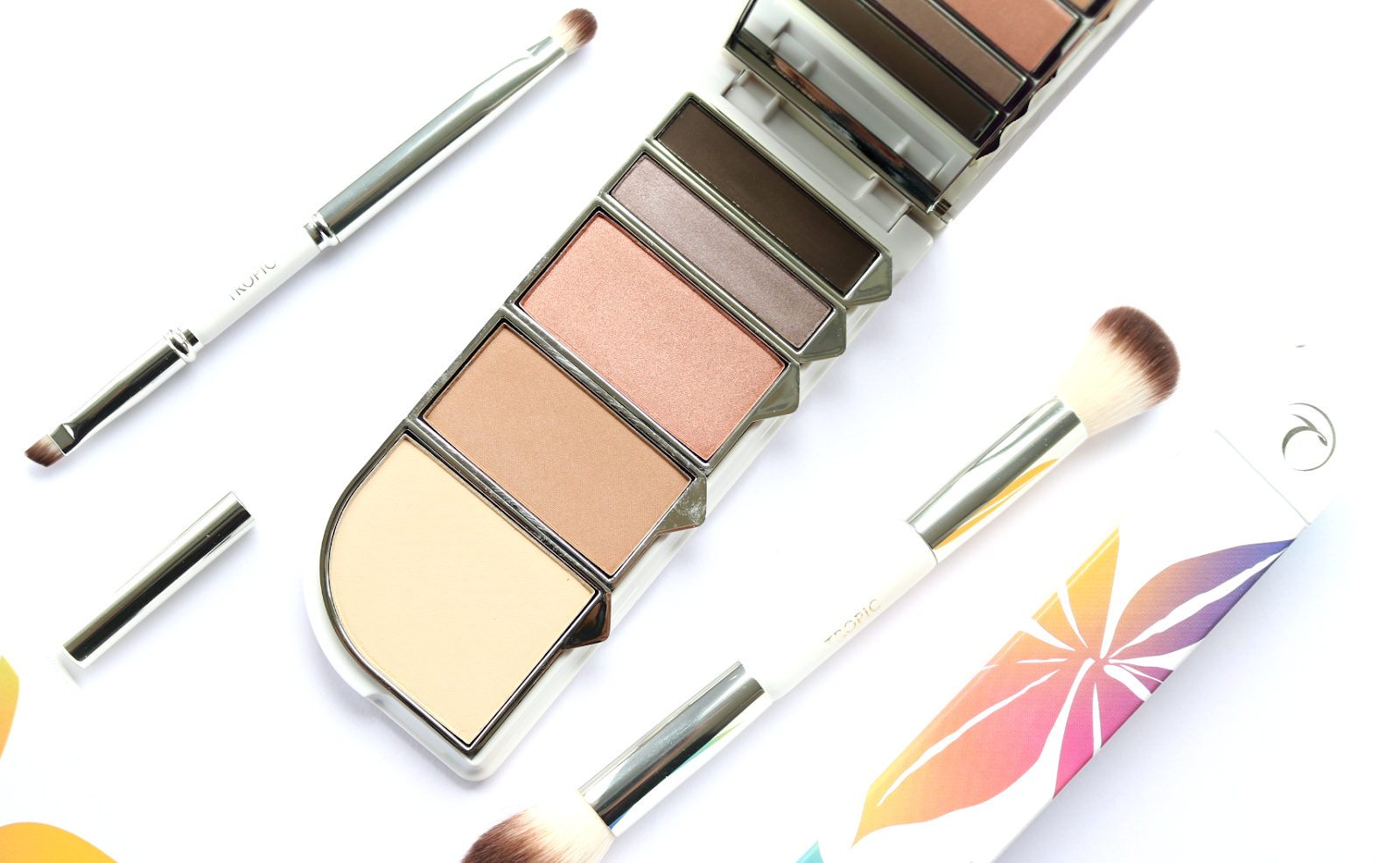 Tropic Colour Palette review
