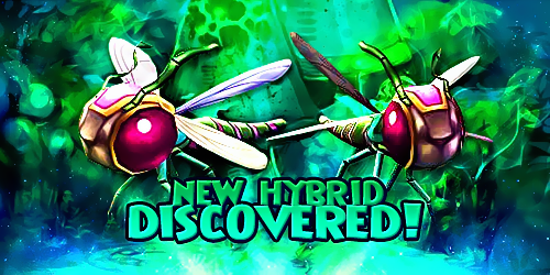Frostcaller: New Hybrid Discovered in Wizard101