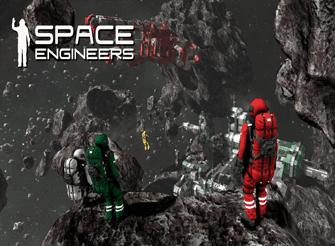 Space Engineers [Full] [Español] [MEGA]