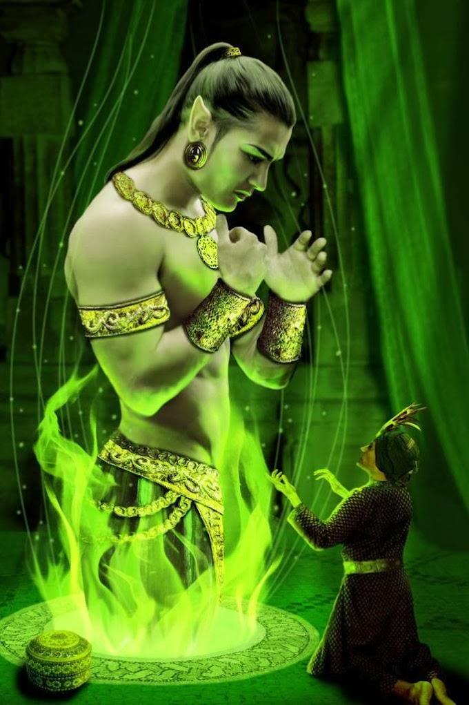 சிலிர்க்க வைக்கும் ஜின் மாந்த்ரீகம் 2