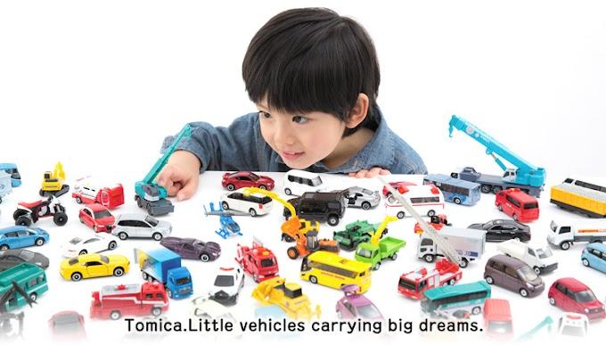 """Những điều thú vị về đồ chơi xe mô hình """"chất"""" Tomica"""