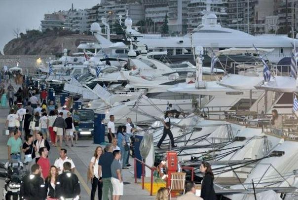 16ο East Med Yacht Show